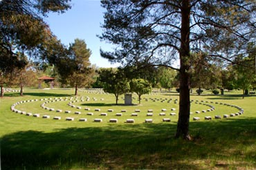 Cemetery of the Adrian Dominican Sisters
