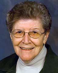 Sister Louise (Mary Alexander) Borgacz, OP