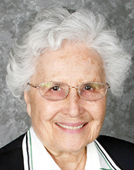Sister Celeste Mary Bourke, OP