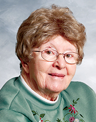 Sister Mary Frances Coleman