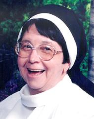 Sister Bernadette Marie Dwyer, OP