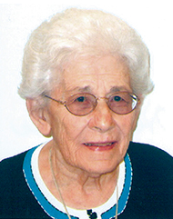 Sister Anne (Mary Pius) Herringer, OP