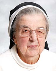 Sister Paul Therese (Frances) Kraus, OP