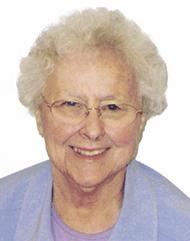 Sister Geraldine McNamara, OP