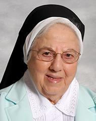 Sister Rita Anne (Martha) Moceri, OP