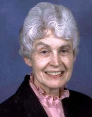 Sister Maureen (Josephine) Rose, OP