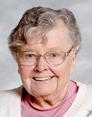 Sister Mary Jean (Jane Dominic) Birney, OP