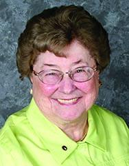 Sister Loretta Mellon, OP