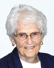 Sister Margaret Ann (Ann Vincent) Dirkes, OP
