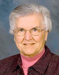 Sister Mary Catherine Evans, OP