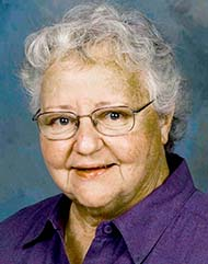 Sister Jean Joseph (Patricia) Hughes, OP