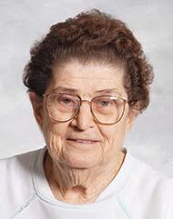 Sister Jean Agnes (Helen) Klemm, OP