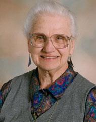 Sister Lucian Marie (Alvira Marie) Dusseau, OP