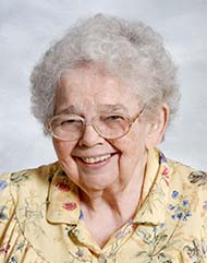 Sister Ann Marie Meagher
