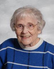Sister Catherine Maureen (Marcelle Marie) Podvin, OP