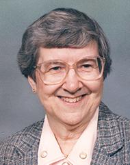 Sister Kathleen (Raymond Marie) Scanlon, OP