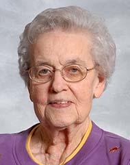 Sister Jane Edward (Rita) Schutz, OP