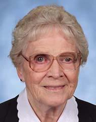 Sister Eileen (Agnes Eileen) Souva, OP