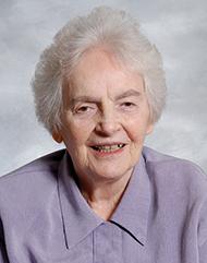 Sister Mary Adelaide (Marie Henry) Eiden, OP
