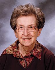 Sister Barbara Hubbard, OP
