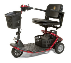 mobility scooter for weber center