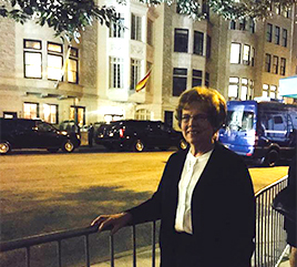 Sister Donna Markham Sees Papal Visit to U.S. as an Incredible Healing Experience for U.S. Catholic Church