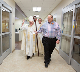 St. Rose Dominican Hospitals Siena Campus Dedicates Tower