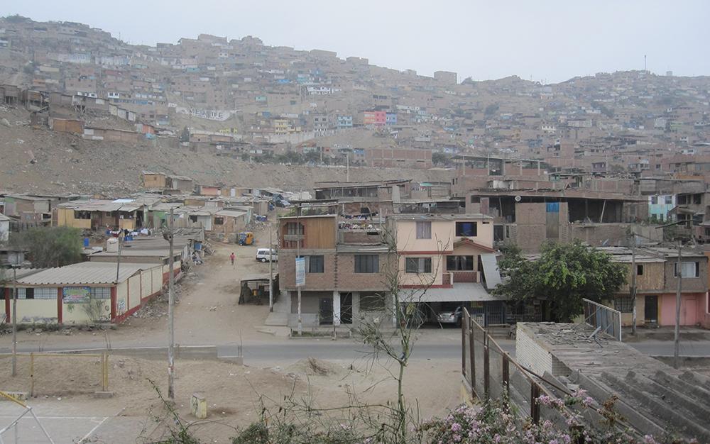 Pamplona Alta, Peru