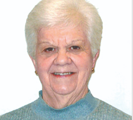 Sister Ann Ryan, OP, Gives Her Heart In Ministry to Residents of Retirement Center