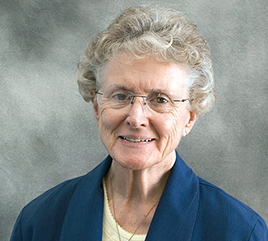 Sister Charlotte Anne Swift Ministers as Assistant to Bishop Kicanas
