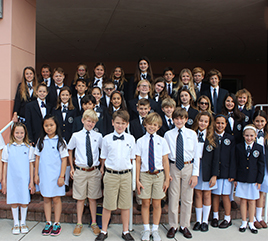 40 Rosarian Academy Students Qualify as Duke University TIP Scholars