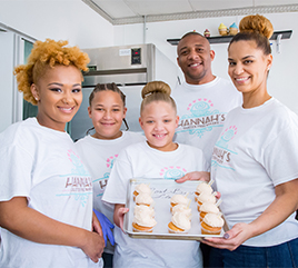LiftFund and Hannah's Gluten-Free Bakery