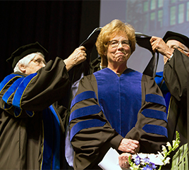 Sister Donna Markham Receives Honorary Doctorate from Dominican University