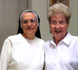 Personal Encounter with Pope Francis Has Strong Impact on Sister Jodie Screes