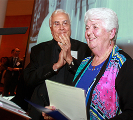 Sister Maureen O'Connell Named 'Faithful Citizen' for Work through Angela House