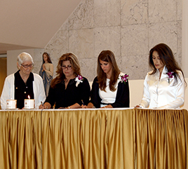Seven Women in Two Locations Become Adrian Dominican Associates
