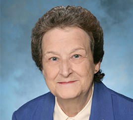 Sister Lorene Heck, OP, Attends Convocation of Catholic Leaders
