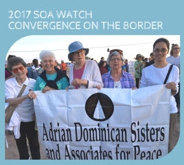 Sisters Participate in SOAW Convergence on the Border
