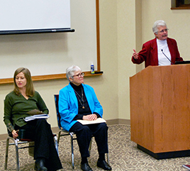 Our Times Call for Wisdom, New Attitude toward Creation, Panelists Believe