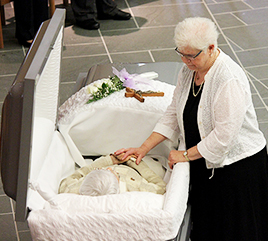 Hundreds Gather to Honor Memory of Sister Janet Capone, Former Prioress