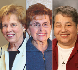Three Adrian Dominican Sisters Listed among 15 'Women Firsts' in Lansing Diocese