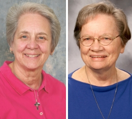 Sisters Rose Ann Schlitt and Nancy Jurecki to Join Dominican Delegation to Iraq