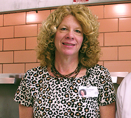Susan Kremski, Food Service Director, Receives Illuminating Excellence Nomination