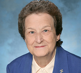 Sister Lorene Heck, OP, Portrayed as Educator Who Gave her Best