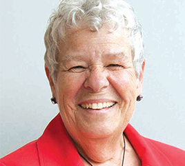 Sister Mary Priniski Serves People on Margins of Society