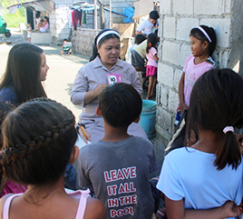 Ministry Meets Needs of Street Children in Philippines