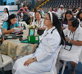 Congregational Gathering in Philippines Brings Graces to Sisters and Guests