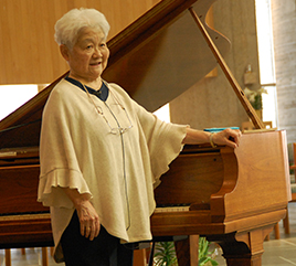 Sister Magdalena Ezoe, OP, to Play Medley of Chopin Compositions