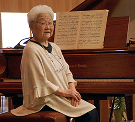 Sister Magdalena Ezoe, OP, to Play Music from Several Composers