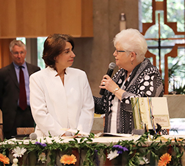 Sister Marilín Llanes, OP, Makes Final Profession of Vows as Adrian Dominican Sister